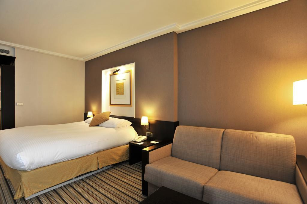 Parker hotel brussels airport bruxelles - Hotel chambre 4 personnes ...